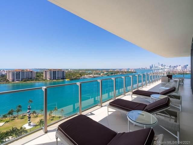 800 S Pointe Dr #1504, Miami Beach, FL 33139 (MLS #A11031424) :: Compass FL LLC