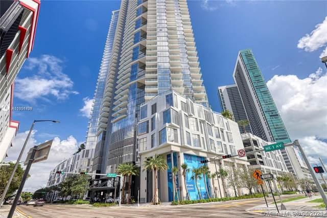 851 NE 1st Ave #3205, Miami, FL 33132 (MLS #A11031436) :: The Rose Harris Group