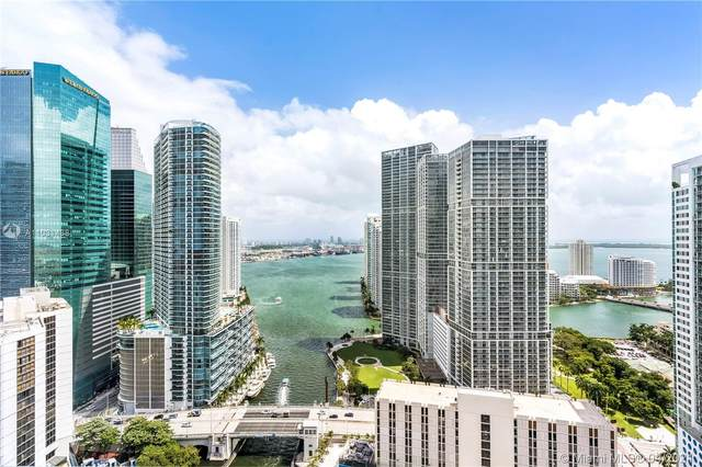 31 SE 5th St #3718, Miami, FL 33131 (MLS #A11031438) :: The Teri Arbogast Team at Keller Williams Partners SW