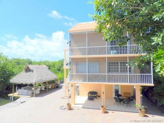 63 Waterways Dr, Key Largo, FL 33037 (MLS #A11031493) :: Carole Smith Real Estate Team