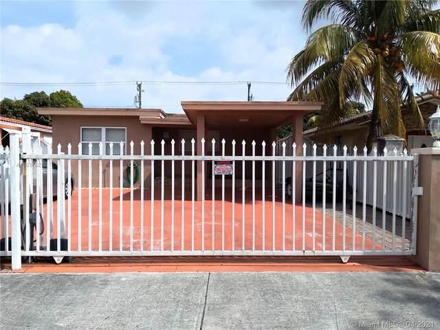821 E 27th St, Hialeah, FL 33013 (MLS #A11031527) :: United Realty Group