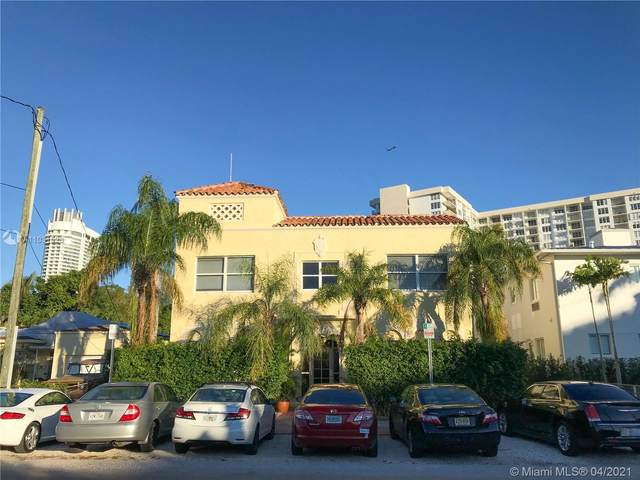 4215 Sheridan Ave #8, Miami Beach, FL 33140 (MLS #A11031528) :: Compass FL LLC