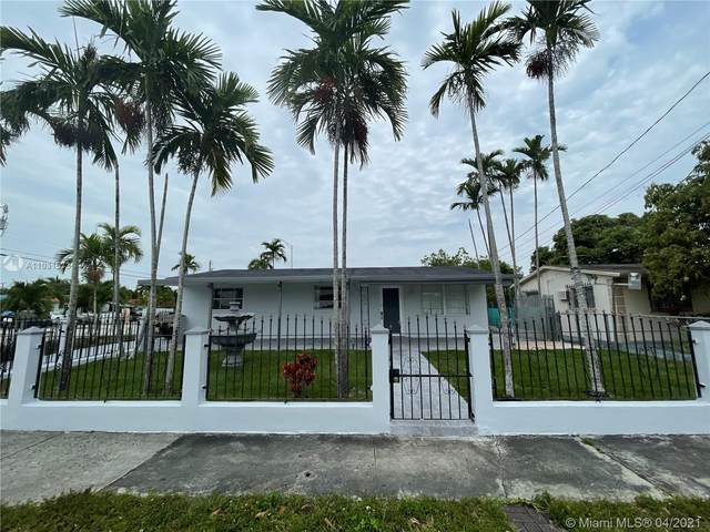 1620 W 6th Ave, Hialeah, FL 33010 (#A11031573) :: Posh Properties