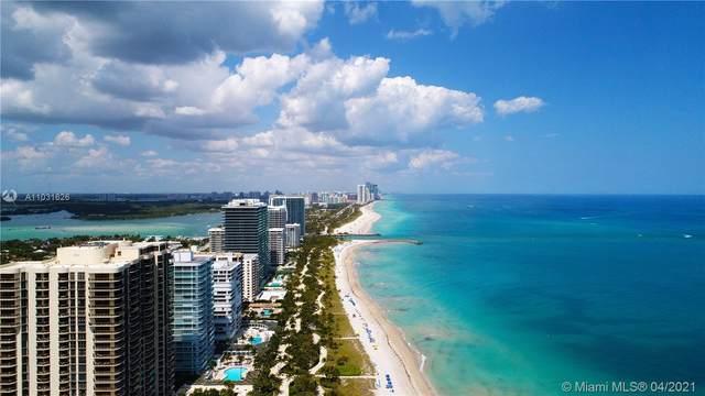 9801 Collins Ave 11K, Bal Harbour, FL 33154 (MLS #A11031626) :: Compass FL LLC