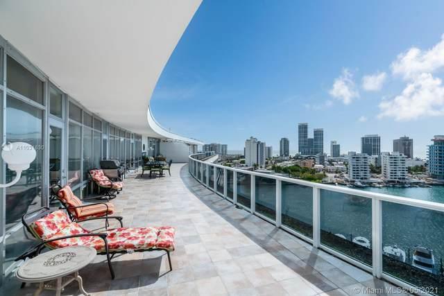 900 Bay Dr Ph02, Miami Beach, FL 33141 (MLS #A11031630) :: Dalton Wade Real Estate Group