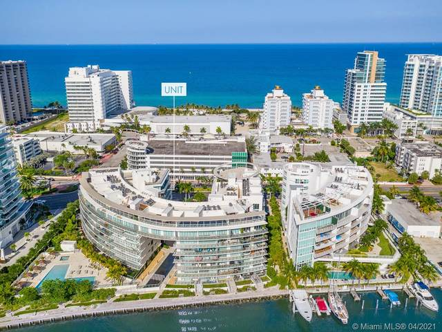 6620 Indian Creek Dr #107, Miami Beach, FL 33141 (MLS #A11031701) :: The Howland Group