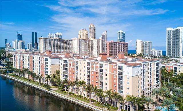 17100 N Bay Rd #1216, Sunny Isles Beach, FL 33160 (MLS #A11031709) :: Compass FL LLC