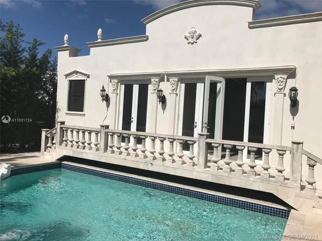 4575 Post Ave, Miami Beach, FL 33140 (#A11031724) :: Posh Properties