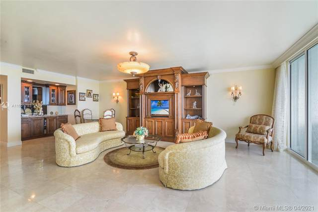 20201 E Country Club Dr #2002, Aventura, FL 33180 (MLS #A11031793) :: The Howland Group