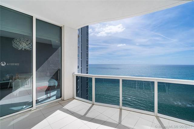 15811 Collins Ave #2006, Sunny Isles Beach, FL 33160 (MLS #A11031822) :: The Rose Harris Group
