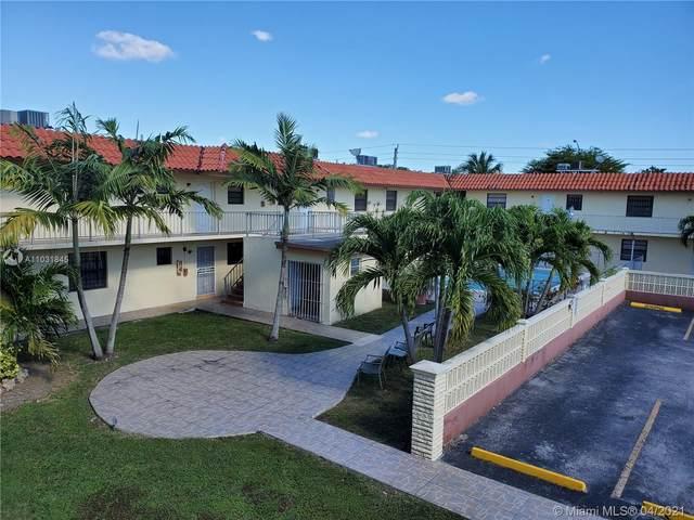 8701 SW 12th St #20, Miami, FL 33174 (MLS #A11031845) :: Compass FL LLC