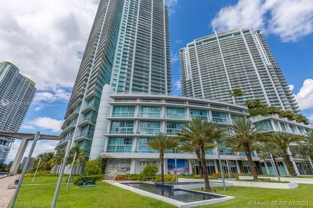 92 SW 3rd St #4309, Miami, FL 33130 (MLS #A11031879) :: Douglas Elliman