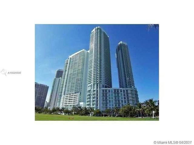 1900 N Bayshore Dr #2106, Miami, FL 33132 (MLS #A11031892) :: The Teri Arbogast Team at Keller Williams Partners SW