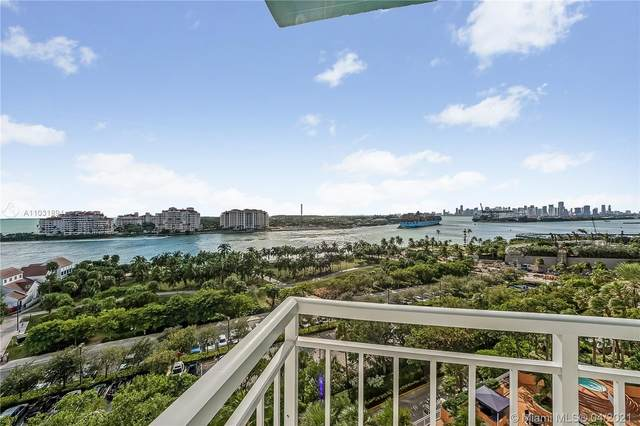 400 S Pointe Dr #1005, Miami Beach, FL 33139 (#A11031894) :: Posh Properties