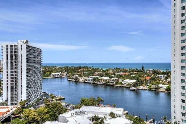 20281 E Country Club Dr #1412, Aventura, FL 33180 (MLS #A11031902) :: Dalton Wade Real Estate Group