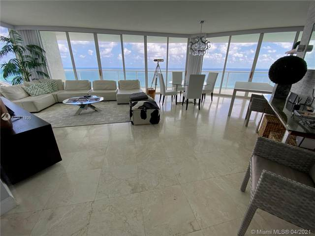 18671 Collins Ave #3102, Sunny Isles Beach, FL 33160 (#A11031935) :: Posh Properties