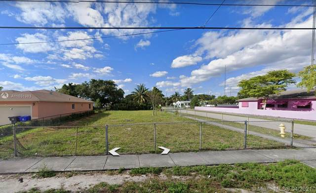 46th Ave SW 24th St, West Park, FL 33023 (#A11031983) :: Posh Properties