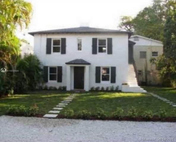 2612 SW 19 Ter, Miami, FL 33145 (#A11032030) :: Posh Properties
