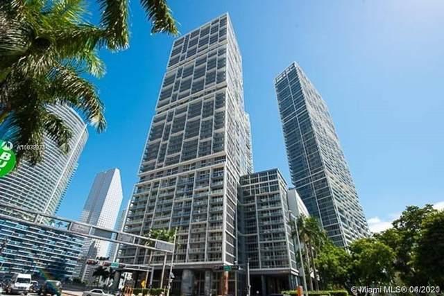 495 Brickell Ave #4007, Miami, FL 33131 (MLS #A11032073) :: Compass FL LLC