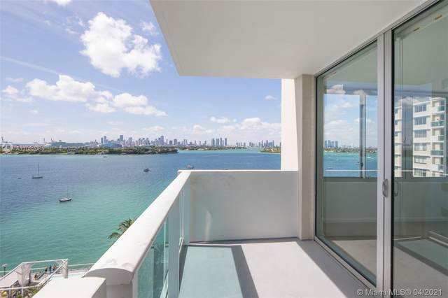 1200 West Ave #1106, Miami Beach, FL 33139 (MLS #A11032083) :: The Teri Arbogast Team at Keller Williams Partners SW