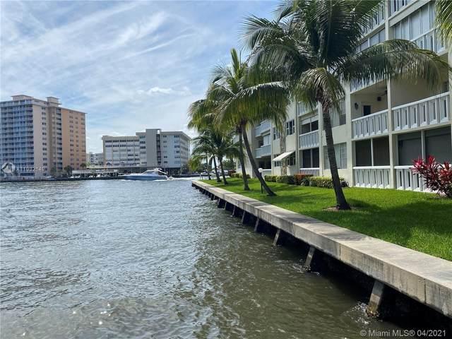 1889 S Ocean Dr #301, Hallandale Beach, FL 33009 (MLS #A11032149) :: Compass FL LLC