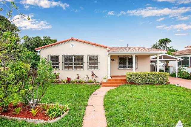 1331 NW 116th St, Miami, FL 33167 (MLS #A11032182) :: The Teri Arbogast Team at Keller Williams Partners SW