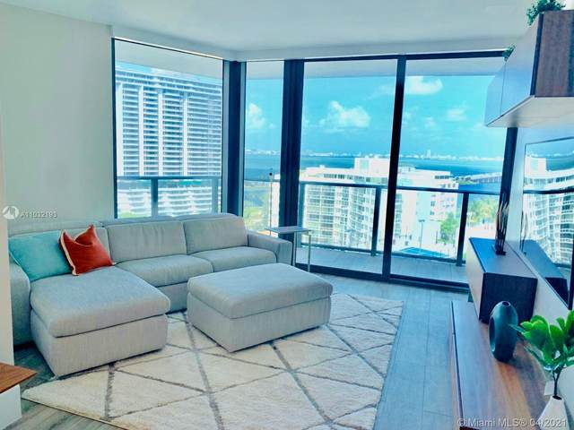 501 NE 31st St #1201, Miami, FL 33137 (MLS #A11032193) :: The Teri Arbogast Team at Keller Williams Partners SW
