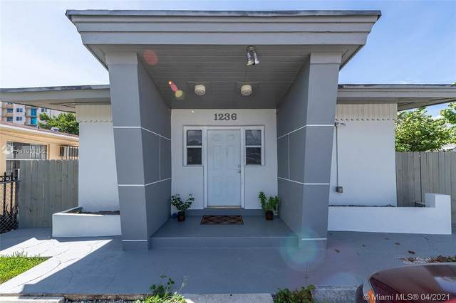 1236 NE 109th St, Miami, FL 33161 (MLS #A11032196) :: The Riley Smith Group