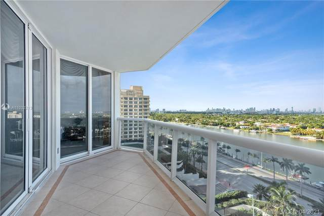 4779 Collins Ave #1206, Miami Beach, FL 33140 (MLS #A11032213) :: The Howland Group
