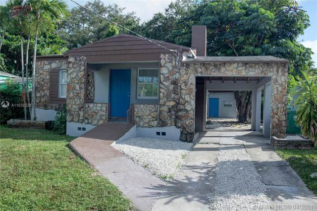 56 NW 70th St, Miami, FL 33150 (MLS #A11032228) :: The Riley Smith Group