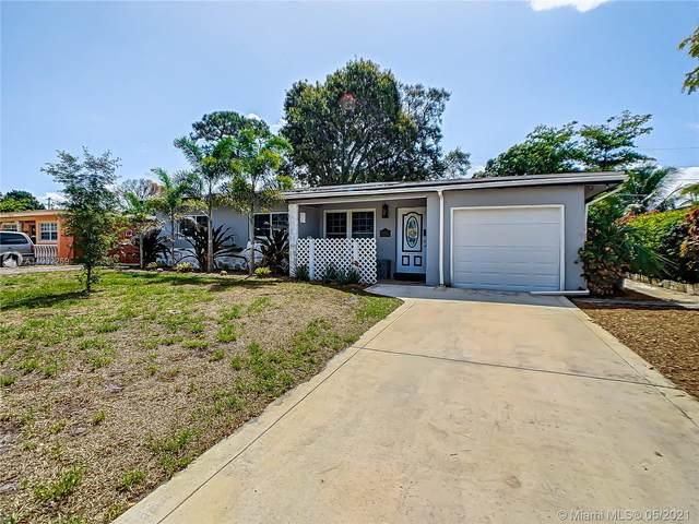 910 Carolina Ave, Fort Lauderdale, FL 33312 (MLS #A11032259) :: The Rose Harris Group