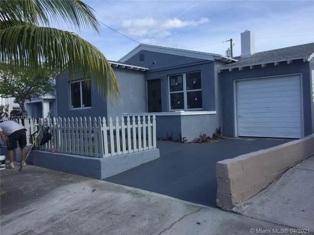 1104 17th St, West Palm Beach, FL 33407 (#A11032263) :: Posh Properties