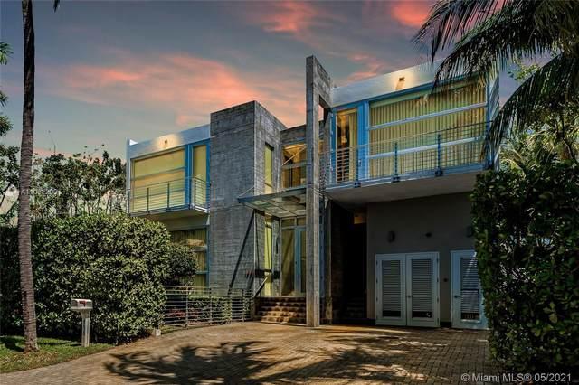 155 Hampton Ln, Key Biscayne, FL 33149 (#A11032298) :: Posh Properties