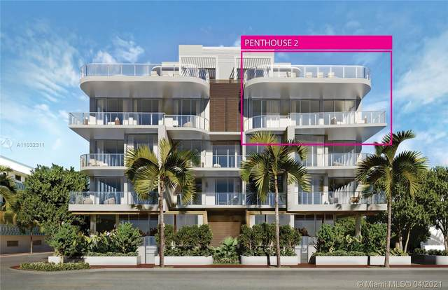 312 Ocean Drive Ph2, Miami Beach, FL 33139 (MLS #A11032311) :: The Teri Arbogast Team at Keller Williams Partners SW