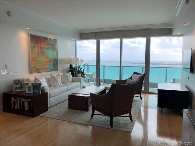 1331 Brickell Bay Dr #3909, Miami, FL 33131 (MLS #A11032332) :: Prestige Realty Group