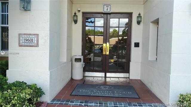 19601 E Country Club Dr #7202, Aventura, FL 33180 (#A11032336) :: Posh Properties