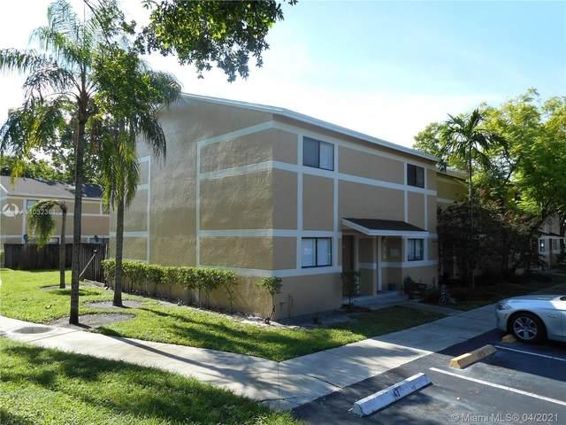 9499 N Palm Cir #9499, Pembroke Pines, FL 33025 (MLS #A11032361) :: The Howland Group