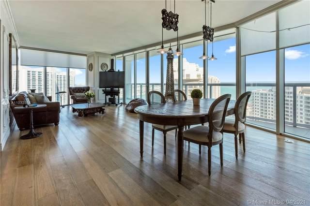 465 Brickell Ave #3501, Miami, FL 33131 (MLS #A11032364) :: Carole Smith Real Estate Team