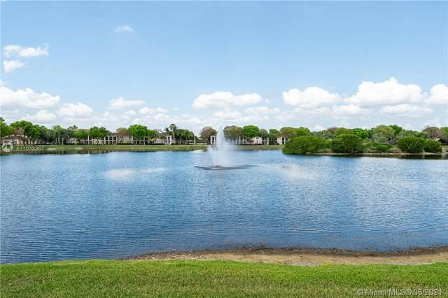 2457 Centergate Dr #202, Miramar, FL 33025 (MLS #A11032367) :: Equity Realty