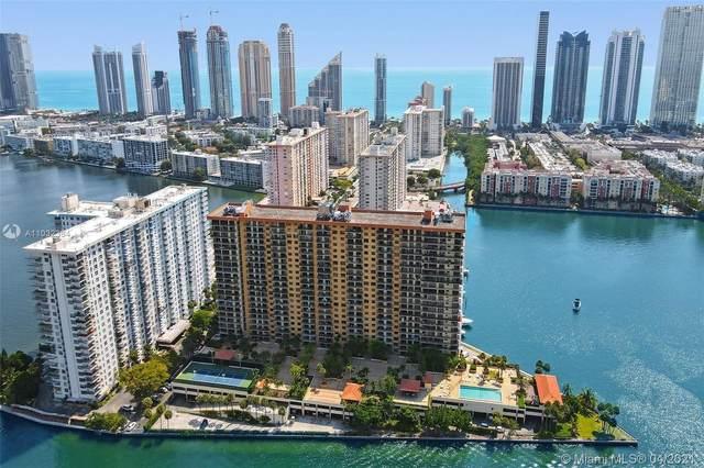 290 174th St #606, Sunny Isles Beach, FL 33160 (MLS #A11032384) :: The Teri Arbogast Team at Keller Williams Partners SW