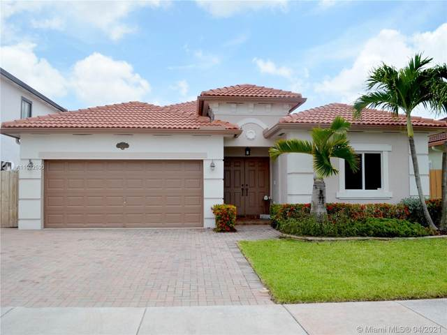4445 SW 165th Ct, Miami, FL 33185 (MLS #A11032530) :: The Rose Harris Group