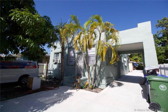 3221 NW 11, Miami, FL 33127 (MLS #A11032566) :: The Rose Harris Group