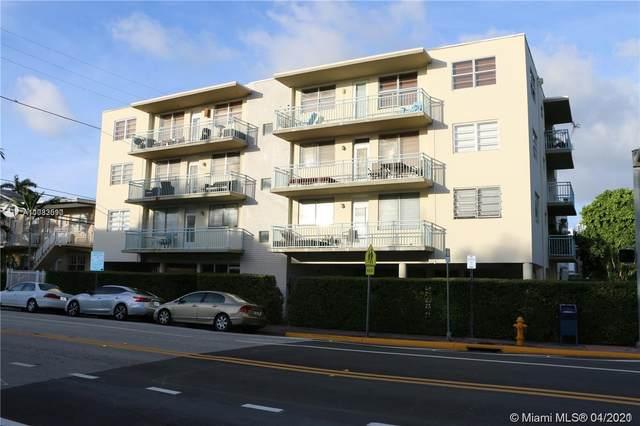 1480 Euclid Ave #101, Miami Beach, FL 33139 (MLS #A11032590) :: The Teri Arbogast Team at Keller Williams Partners SW