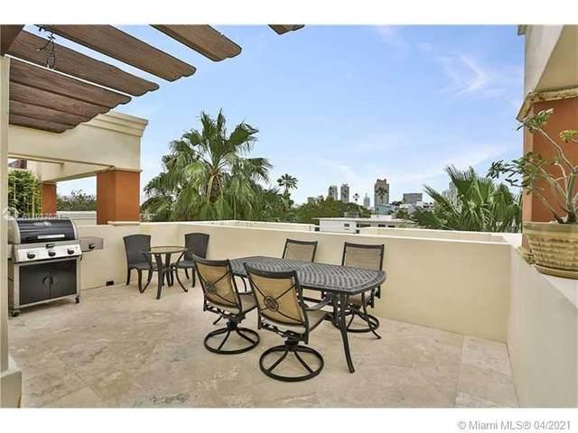 1005 8th St Ph-2, Miami Beach, FL 33139 (MLS #A11032621) :: Compass FL LLC