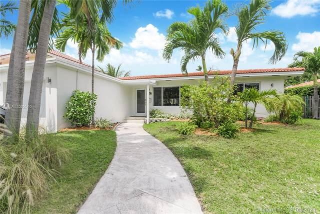 535 S Shore Dr, Miami Beach, FL 33141 (MLS #A11032640) :: The Riley Smith Group