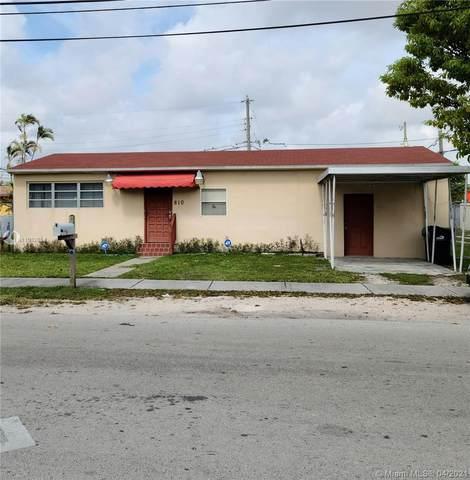 810 SW 71st Ave, Miami, FL 33144 (MLS #A11032654) :: Natalia Pyrig Elite Team | Charles Rutenberg Realty