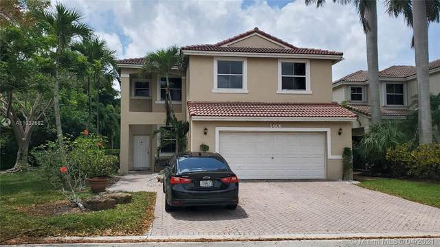 5606 NW 122nd Ter, Coral Springs, FL 33076 (MLS #A11032682) :: Prestige Realty Group