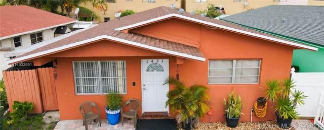 1423 W 43rd Pl, Hialeah, FL 33012 (MLS #A11032691) :: Douglas Elliman
