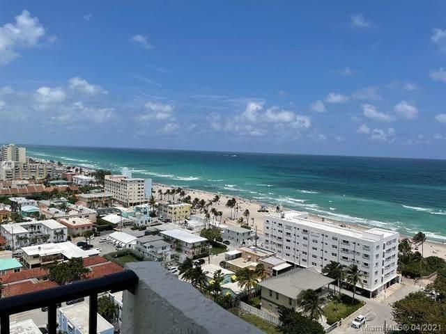 1201 S Ocean Dr 1808N, Hollywood, FL 33019 (MLS #A11032703) :: Compass FL LLC