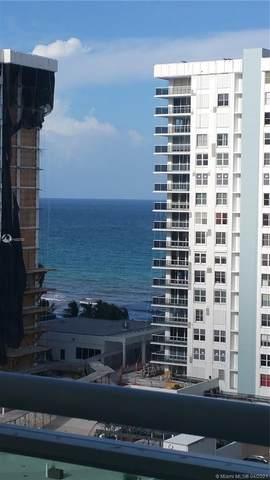 3000 S Ocean Dr #1122, Hollywood, FL 33019 (MLS #A11032720) :: GK Realty Group LLC